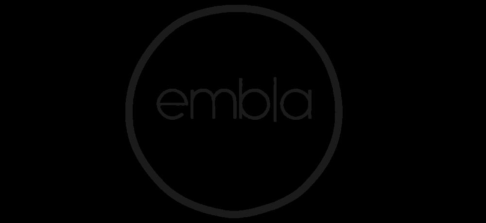 Logo med text: Embla Nordic Food Awards 2019