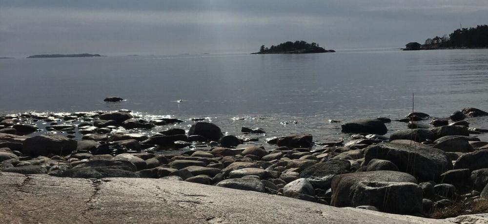 Hav och stenar